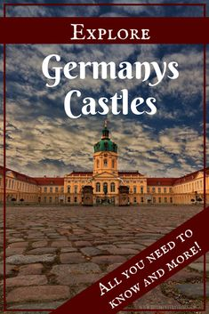 There are hundreds of castles in Germany but you have to start somewhere. We put together a list of some of the top castles, where to find them and how to get there. Ways To Travel, Europe Travel Tips, Travel Goals, European Travel, Travel Destinations, Travel Kids, Disney Travel, Travel Hacks, Visit Germany