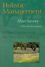 Holistic Management...such a valuable resource for land management and family/farm decision making and planning.