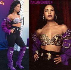 Selena Quintanilla Wax Figure