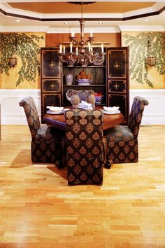 dining room tables that extend dining room benches with backs vintage dining room furniture #DiningRoom