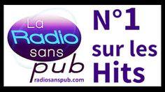 """Résultat de recherche d'images pour """"radio sans pub"""""""