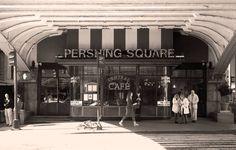 Pershing Square New York City