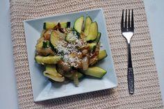 Coconut zucchini stir fry #recipe