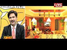 Vaastu for home: Vaastu expert, Dr. Puneet Chawla giving tips on main door direction at Live India's show.