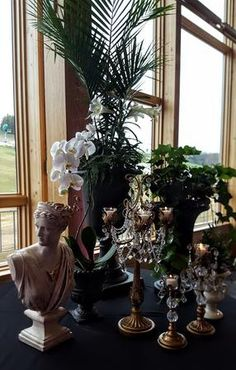 best minnesota vintage ivory wedding decor rentals milk glass vases wedding reception event eco design minneapolis - Wedding Decor Rentals
