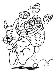 paashaas - Google zoeken Zoo Coloring Pages, Adult Coloring, Coloring Books, Decoupage, Stencils, Doodles, Snoopy, Easter, Templates