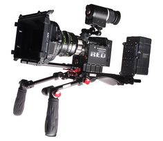SHAPE BP7000- #red #epic #scarlet Multi-Mounting #cheeseplate