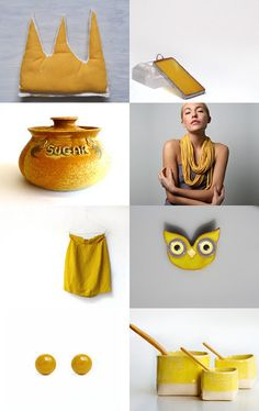 Mustad yellow by Smartyns on Etsy--Pinned with TreasuryPin.com