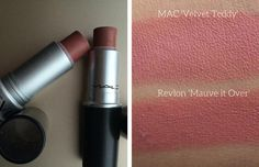 Lipstick dupes 416160821797260373 - Dupe lipstick for the highly expensive lipsticks. Mac 'velvet teddy' & Revlon 'move it over' Source by Tutorial Contouring, Makeup Tutorial Mac, Mac Diva, Mac Lipstick Dupes, Drugstore Makeup Dupes, Makeup Cosmetics, Mac Dupes, Benefit Cosmetics, Mauve Lipstick