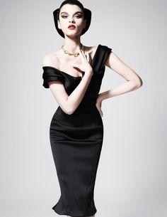 Zac Posen  #Latest #Designer  #Fashion Spring Summer 2013 http://www.fashion2dream.com/#!fashion-video/c1zvd #Video