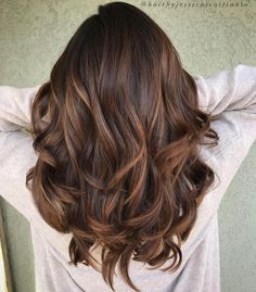 60 schokoladenbraune Haarfarbe Ideen für Brunettes