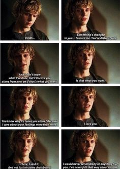 I love Tate<3