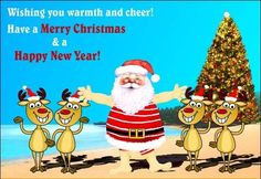 Typical aussie christmas card naked santa on the beach jasons typical aussie christmas card naked santa on the beach jasons board pinterest santa summer christmas and australian christmas m4hsunfo