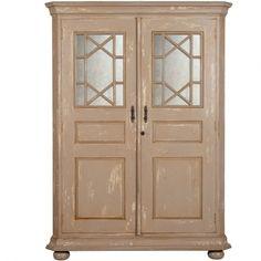 Cottage Chic Corner Cabinet ($2,995) ❤ Liked On Polyvore Corner Hutch, Corner  Cabinets