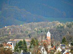 #Iserlohner #Aussicht  #Kirche #Kirchturm #Panorama #BergundTal #Herbst #Herbstimpressionen #Iserlohn #Sauerland #Sauerlandimpressionen