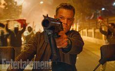 First Jason Bourne Trailer Shows Off Matt Damon's Return...: First Jason Bourne Trailer Shows Off Matt Damon's Return… #JasonBourne