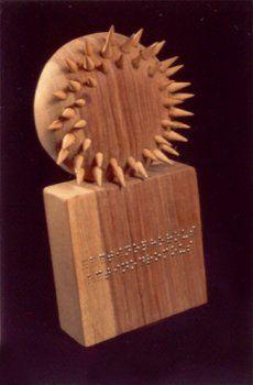 ACTINOPHOROUS (to bear radiating spines)