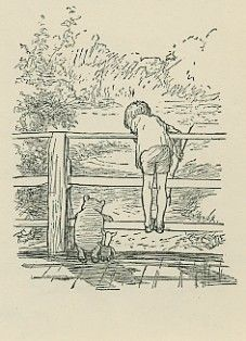 """{The Complete Tales of Winnie the Pooh}  We started reading this with our girls who are five and six last month.  Do you have any other fun """"starter"""" chapter books with images?"""