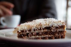 Um dos bolos mais deliciosos no Lados Abraçados, Porto!