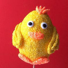 Basteln mit Wolkenschleim - Foam Clay, Silc Clay, Ostern,Osterdeko, Küken, Easter, Chicken, DIY