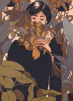 Gatherer by Maria Nguyen | issyparis