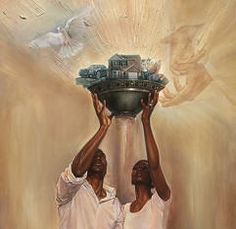 Kevin Williams Art Gallery - Give It All To God