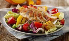 Hähnchen-Kürbis-Salat | Knorr