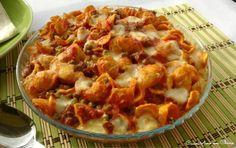 Orecchiette con salsiccia gratinate | CuciniAmo con Chicca