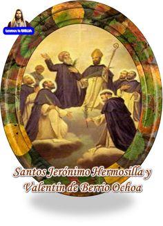 Leamos la BIBLIA: Santos Jerónimo Hermosilla y Valentín de Berrio Oc...