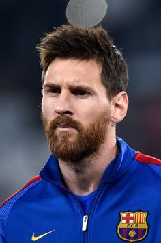 Lionel Messi of FC Barcelona during the UEFA Champions League quarter final match between Juventus and Barcelona at the Juventus Stadium, Turin, Italy on 11 April (Photo by Giuseppe Maffia/NurPhoto via Getty Images) Fc Barcelona, Lionel Messi Barcelona, Barcelona Football, Messi 2017, Lional Messi, Neymar, Uefa Champions League, Lionel Messi Biography, Che Guevara Quotes
