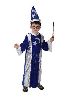 Fashion Halloween Costumes Harry Potter Wizard Cosplay Costumes Children for Masquerade Party