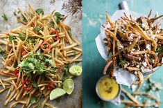 15 Life-Changing French Fries That'll Make You Quit Fast Food Learn French Fast, Potato Pasta, Cooking Recipes, Healthy Recipes, Healthy Carbs, French Food, Pork Ribs, Learn To Cook, French Fries