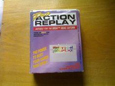 Pro Action Replay para Saturn.