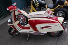 Back in the 80's one of the favoured and favourite rally destinations, with many scooterists and scooter clubs, was Great Yarmouth. Pretty much as something of a mainstay on the National Rall…