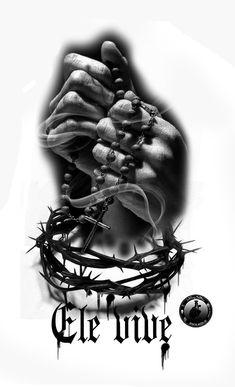 Aa Tattoos, Bild Tattoos, Body Art Tattoos, Tattoos For Guys, Cool Tattoos, Sketch Tattoo Design, Tattoo Sketches, Tattoo Designs, Religious Tattoo Sleeves