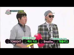 [ENG SUB] 131204 G-DRAGON on Weekly Idol p2 (+playlist)