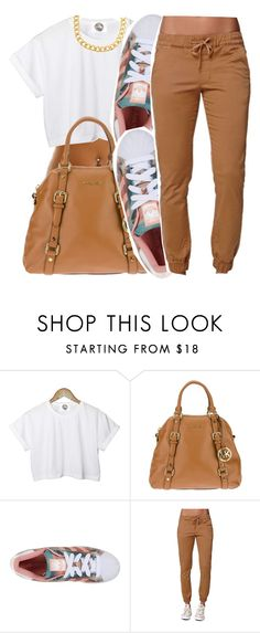 """""""July 25 , 2k15"""" by yungd ❤ liked on Polyvore featuring CC, MICHAEL Michael Kors, adidas Originals, Bullhead Denim Co., Kenneth Cole, women's clothing, women's fashion, women, female and woman"""