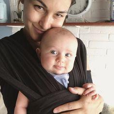 Birdie Joe Danielson & Mommy Brie Bella