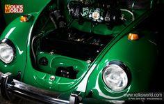 The Big Waffle: 1972 VW Beetle - VolksWorld
