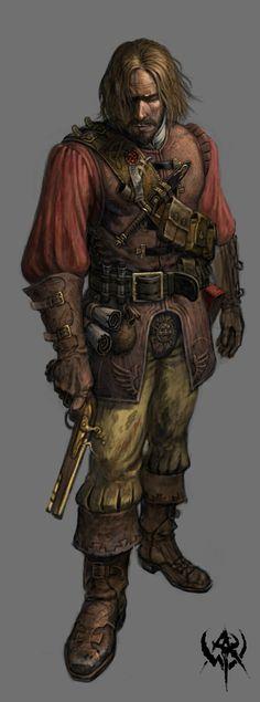 Warhammer Online - Age of Reckoning (Concept Art)