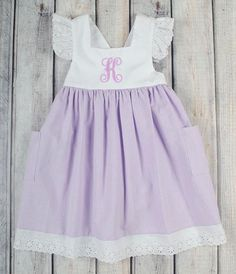 Stellybelly Lavender Millie Dress