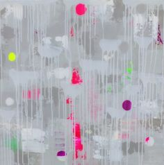 "Saatchi Online Artist bridget griggs; Painting, ""Air Balloon"" #art"