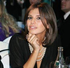 Dasha Zhukova, Herausgeberin eines Modemagazins, Designerin und Freundin von Roman Abramovich.