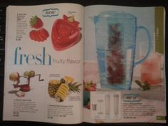 Trying to lose weight? Buy this and infuse the fruits and vegetables to help you do so!! www.youravon.com/tchriscoe