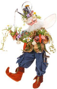 "Prolific Gardener Fairy M 18"""