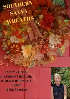 SOUTHERN SAVVY WREATHS