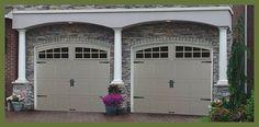 Gallery steel garage doors.