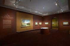 Salle 2 : Canaletto, l'explorateur de Venise ©C.Duranti  expo-canaletto.com/