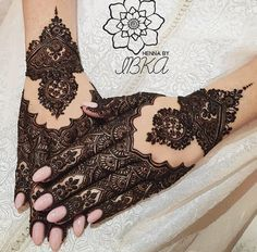 Henna Design By Fatima Full Hand Mehndi Designs, Henna Art Designs, Mehndi Designs For Girls, Stylish Mehndi Designs, Bridal Henna Designs, Dulhan Mehndi Designs, Mehndi Design Photos, Mehndi Designs For Fingers, Beautiful Henna Designs