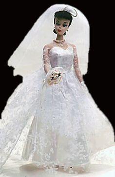 Vintage Barbie Wedding Day Set - had it